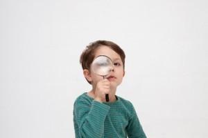 子供の好奇心