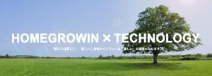 HomeGrowinはお客様の課題をインターネット技術で解決へ導くWEBソリューションを提供します。