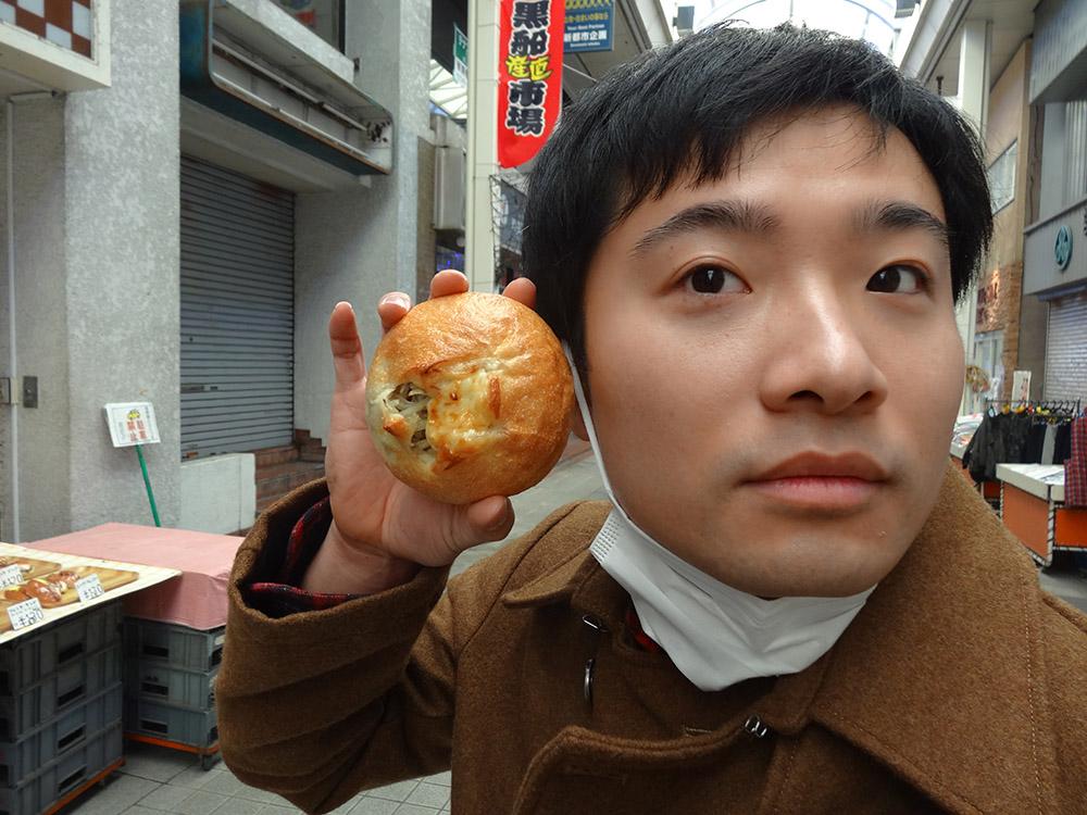 ソルボンヌ菓子パン